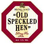 Logo of Old Speckled Hen ale
